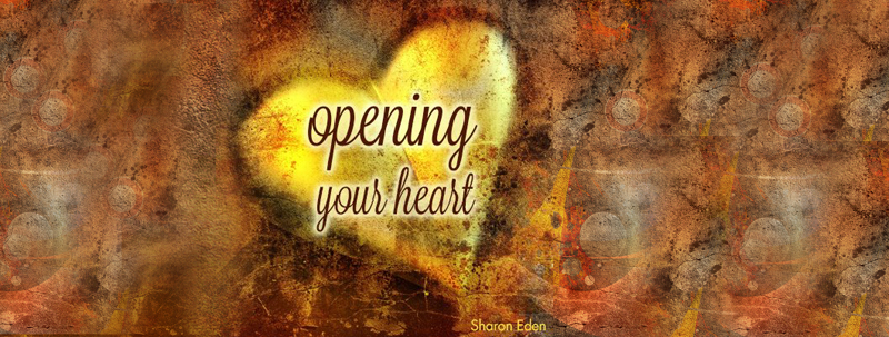 Is your heart cracked open?